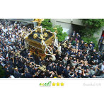 皮漉屋さん:鳥越神社例大祭