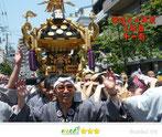 梅田会さん:2012年 三社祭