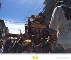 まさヤン: 川崎稲毛神社山王祭