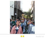 かんパパさん:牛嶋神社大祭