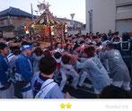 門前人さん:妙福寺御会式