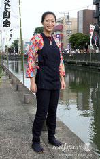 みかんさん〈浦安三社祭〉