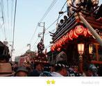 いち屋さん:関東三大山車祭り 佐原の大祭