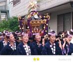 門前人さん:神崎祇園祭