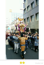 vwkaz69さん: 水戸八幡宮例大祭