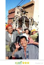 まさヤンさん: 水戸常磐神社例大祭