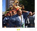 弾正睦さん: 牛嶋神社祭礼
