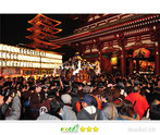 八重垣写真館さん:三社祭斎行七百年祭 舟渡御