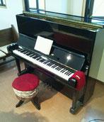 弾いていた人がわかる鳴りの良いピアノです。