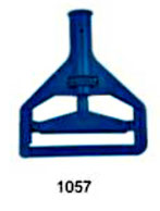 1057. Pinza Azul Atornillable. Wonderfultools
