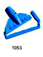 1053. Pinza Azul Abrochable. Wonderfultools