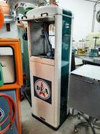 US Tanksäule Oldtimer Sammler Garage Sammler Autos Benzin
