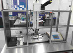 Test Equipment Prüfsysteme Toothbrush dental Material