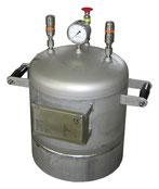 Liquid mixture calibration vessels by Mechatest