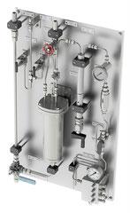 Mechatest Steam Sampling Panel HPHT