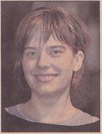 2001. Yolanda García Vega, técnica informática de 26 años, es la protagonista del último montaje.