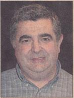 1983. Pedro Echávarri Vega, librero de 44 años, pertenece también a Kilkarrak desde su primer montaje.