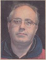 1983. Raúl Urriza de Miguel, administrativo de 45 años, compagina el teatro con la presidencia de la S.D. Itxako.