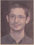 1999. Javier Hernández Sanchiz, estudiante de Telecomunicaciones de 23 años, es el benjamín del taller teatral.