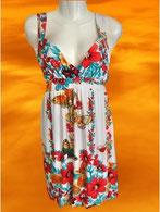 Fashion Styles Party-Sommerkleid Gr. M/L