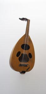 Achims Hauptinstrument - die Oud