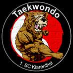 Logo des Taekwondo 1. SC Klarenthal, Erol Alp, Gregor Bär, eine Freundschaft,