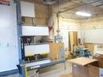 材料と機械の部屋