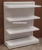 Góndola metálica de pared