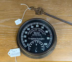 Abbey Hygrometer & Temp Indicator  $95.00