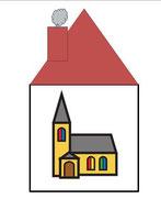 Hier geht es zur Kinder•Kirche zu Hause