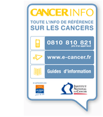INCA Institut National du Cancer partenaire LMC France leucemie myeloide chronique