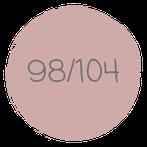 genähte Kinderkleidung Gr. 98/104