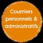 correction courriers administratifs A Portées de Mots