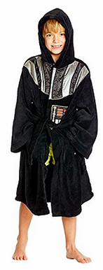 Star Wars Bademantel für Kinder Darth Vader