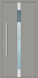 Inotherm AK 403 Türe mit schmalen Glasauschnitt günstig online kaufen