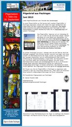 Pilgerbrief Juni 2013