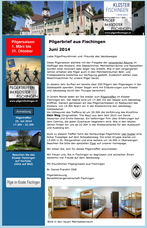 Pilgerbrief Juni 2014