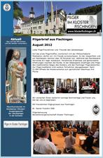 Pilgerbrief August 2012