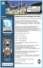 Pilgerbrief Juni 2012