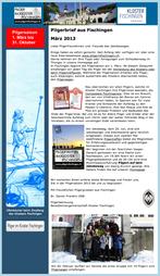 Pilgerbrief März 2013