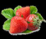 süsse und aromatische Erdbeeren, Erdbeerearoma, Erdbeer Lebensmittelaroma