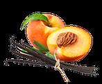 Dampfmix mit Vanille und Dampfmix mit Pfirsich