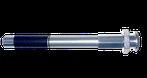 Tagespacker Ø 10 x 115 mit HD-Flachkopfnippel