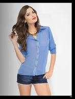 blusa de moda mujer