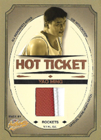 YAO MING / Hot Ticket - No. HT-YM  (#d 2/11)