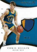 CHRIS MULLIN / Immaculate Patch - No. P-CM  (#d 8/17)