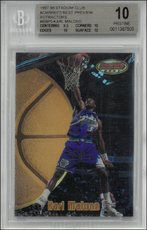 KARL MALONE / Bowman´s Best Preview - No. BBP5