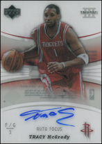 TRACY McGRADY / Auto Focus - AF-TM