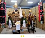 牛嶋神社祭礼, 投稿写真, 本所四丁目, 大小神輿