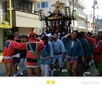 等々力, 玉川神社例大祭, お祭り, 神輿渡御, 同志會, 世田谷区